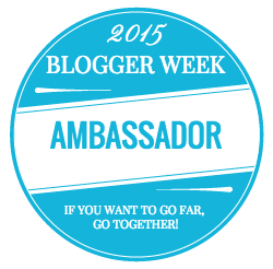 grab button for Blogger Week